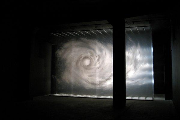 Axis of Power by David Spriggs at the Sharjah Biennial 9, Sharjah, United Arab Emirates