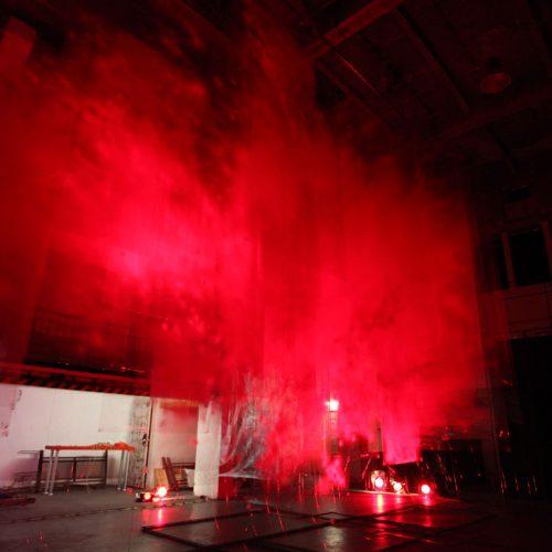 Stratachrome Red by  David Spriggs