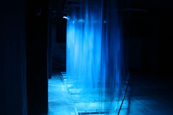 Stratachrome Blue by  David Spriggs